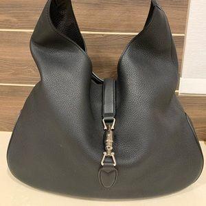 Gucci Jackie O Guccisima leather large hobo bag